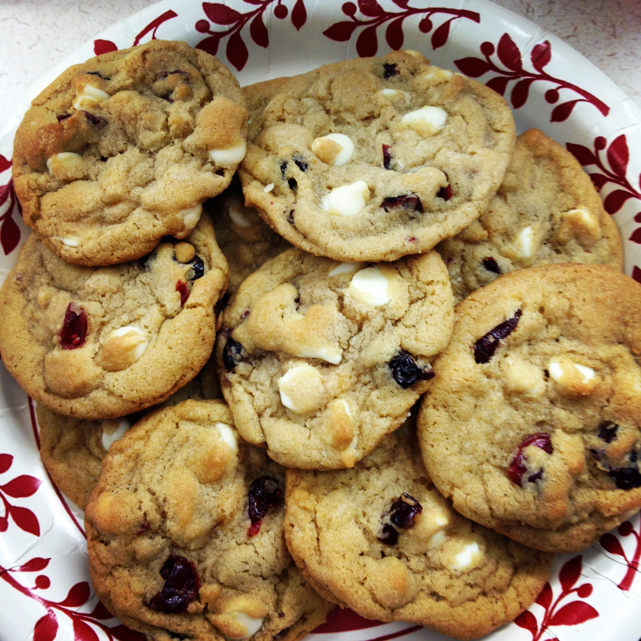 white chocolate chip cranberry cookies – sally's baking addiction